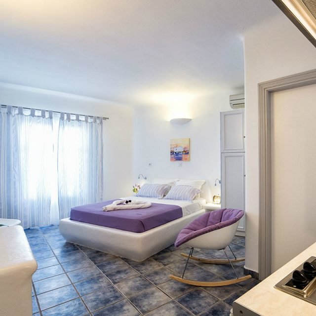 ξενοδοχεία στην Πάρο